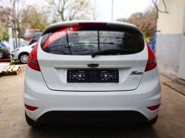 Ford Fiesta 1.4 16V Trend+   2012   55'900 KM   CHF 9'900.- Forfait de livraison CHF 290.-