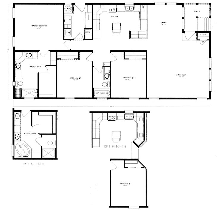 198 best House Plans images on Pinterest | Home plans ...