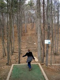 Richmond Hill in Asheville, NC - Disc Golf Course Review