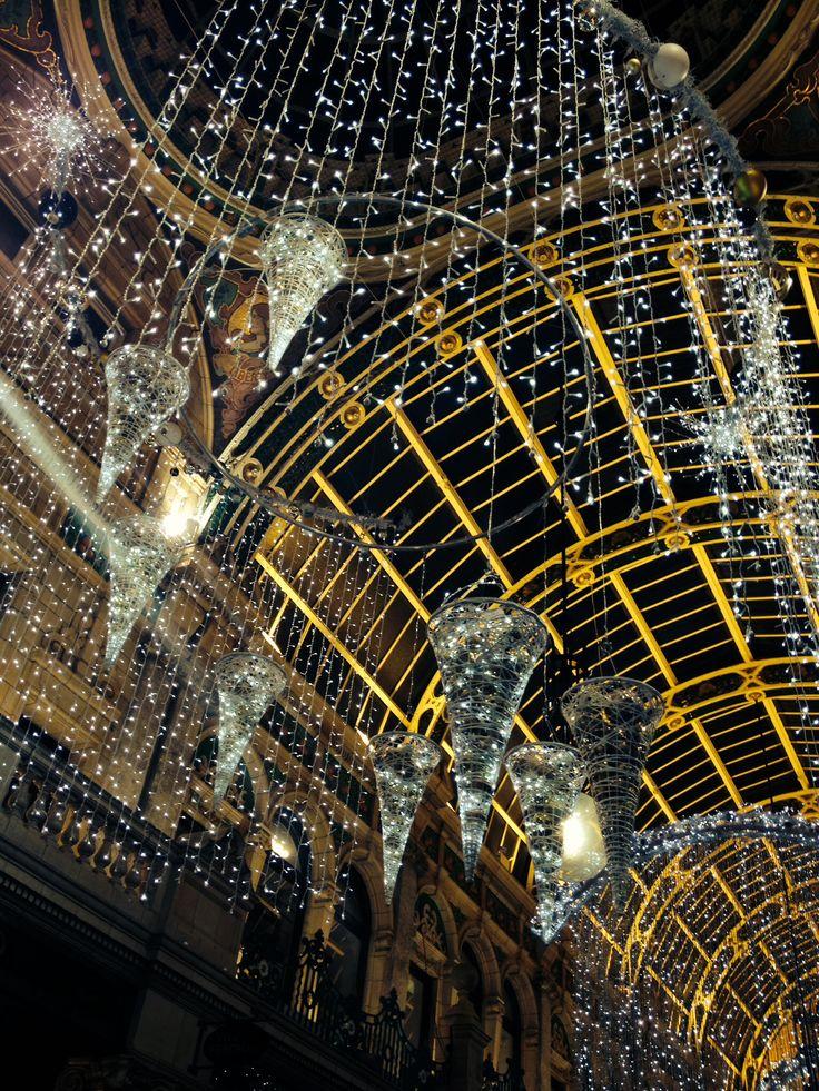 Beautiful Christmas lights VQ #Leeds