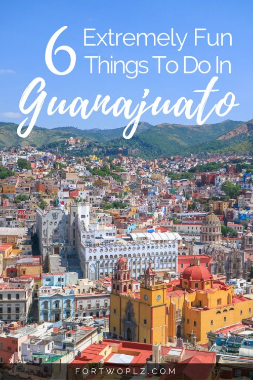 Travel Guanajuato, Mexico | UNESCO World Heritage City | Things To Do | What To See | Guide | Fun Activities