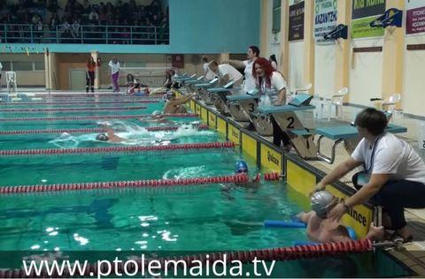 Όταν τα παιδιά με ειδικές ικανότητες δίνουν μαθήματα και στην κολύμβηση - δείτε το βίντεο του www.ptolemaida.tv !!