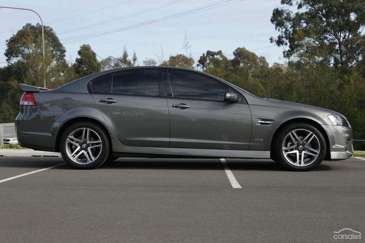 2011 Holden Commodore SV6 VE Series II Auto - carsales.com.au