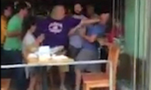 NFL coach Rex Ryan and twin Rob in bar fight in Nashville