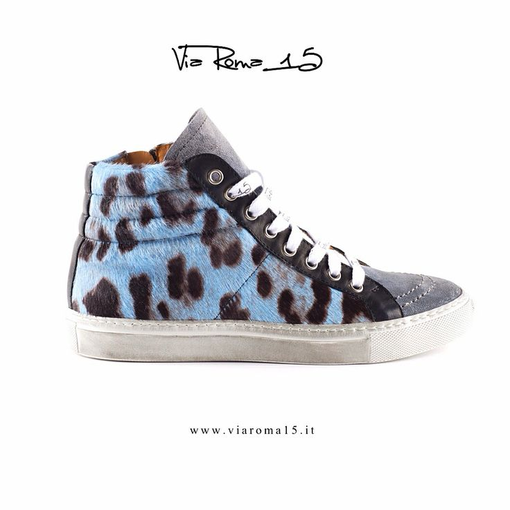 SNEAKERS VIA ROMA 15 SPECIAL EDITION