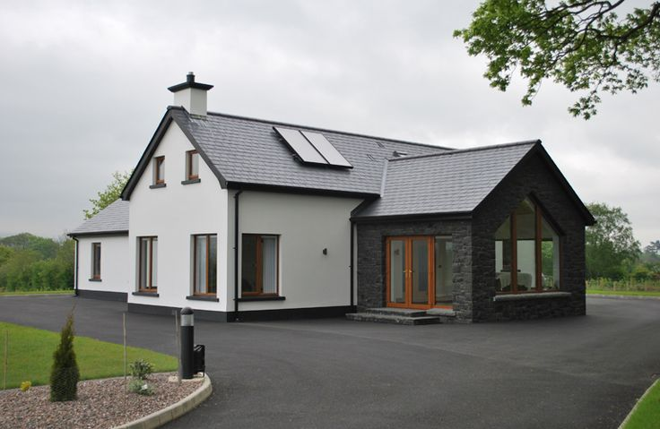 Draperstown House Draperstown County Londonderry Ireland Architectural Designed House By