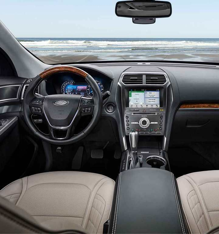 Sony Premium Audio Delivers Sound Quality That Can Be Appreciated By Musical Novices And Experts Alike The 12 Speaker Ford Explorer 2020 Ford Explorer Explore