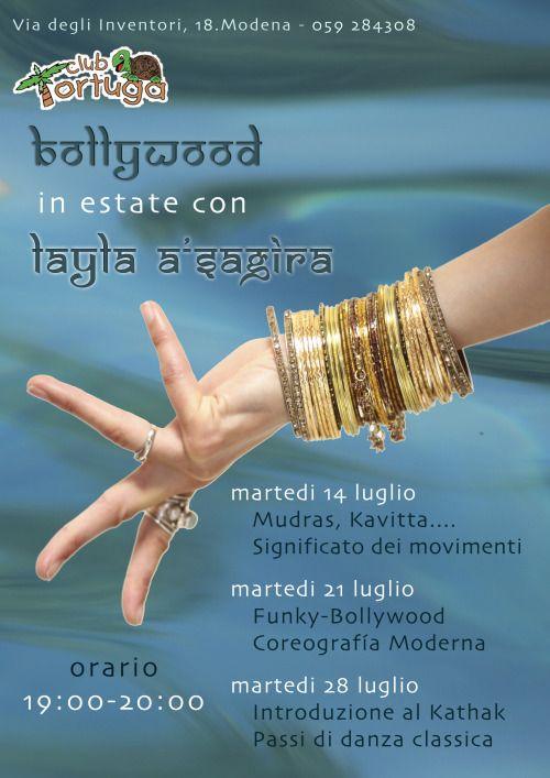 Stage di Bollywood e Kathak