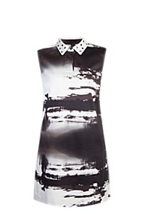 PHOTOGRAPHIC SHIFT DRESS