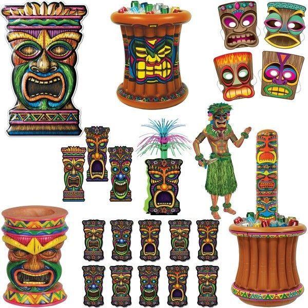 die besten 25 hawaii party dekorationen ideen auf pinterest luau party dekorationen gro e. Black Bedroom Furniture Sets. Home Design Ideas