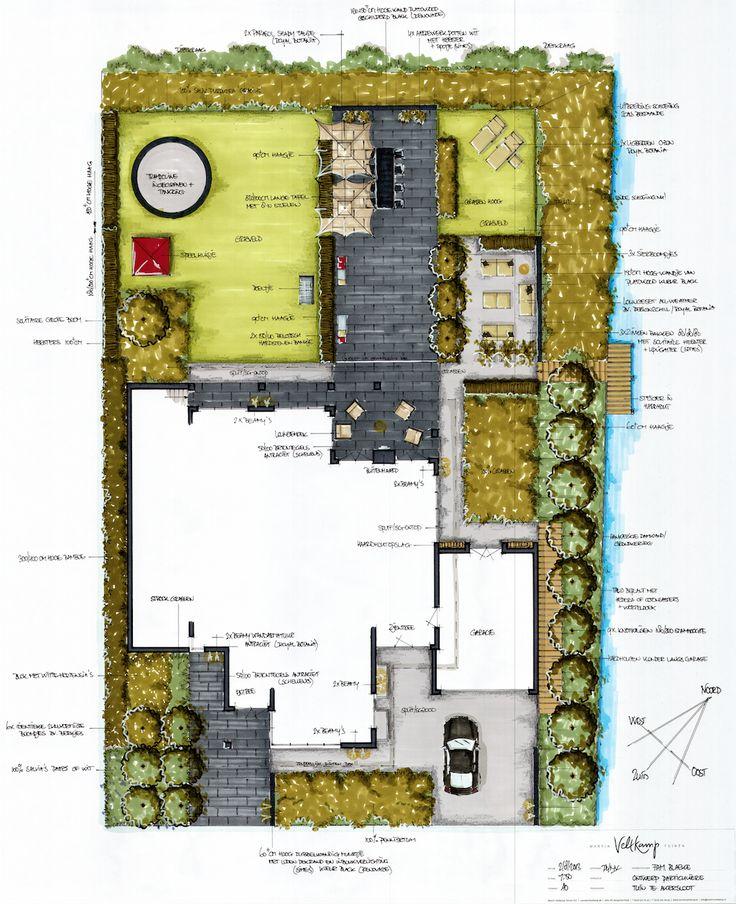 211 Best Tuinontwerp 3d / Garden Design Images On Pinterest