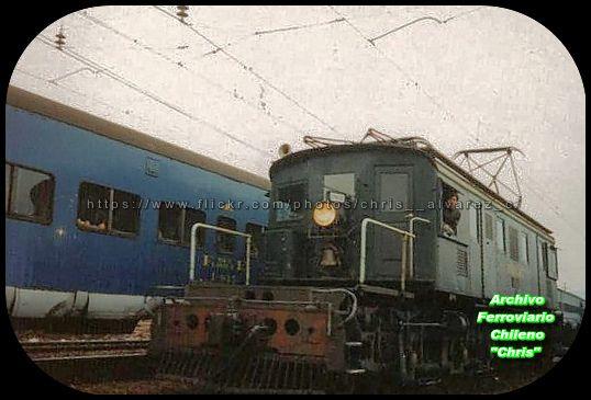 https://flic.kr/p/aiXK8m | Locomotora Eléctrica Boxcab, tipo E-28 / Boxcab Heavy…