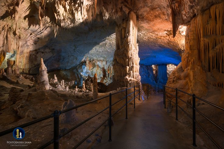 Slowenien: Höhlen vonPostojna (Postojnska jama)