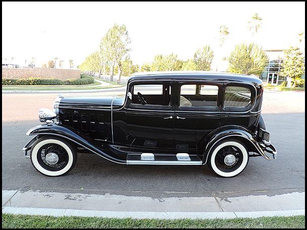 1932 Buick Sedan  #Mecum #Anaheim