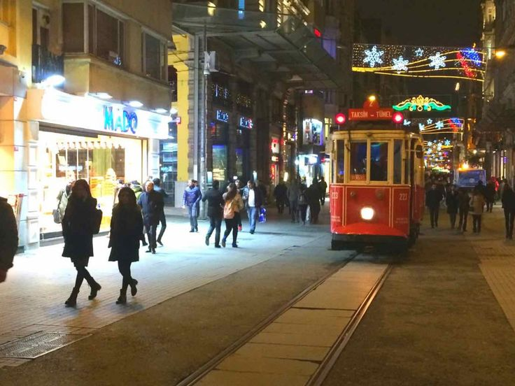 Istiklal Cd is the beating heart of Istanbul. Find…