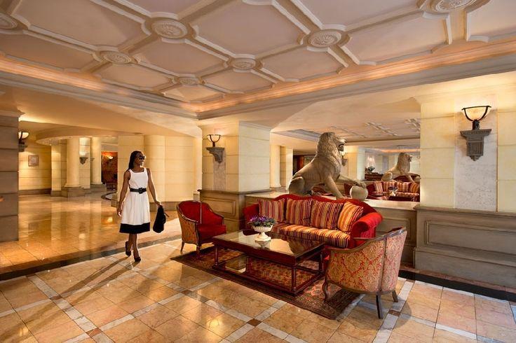 Michelangelo Hotel, Sandton in Johannesburg