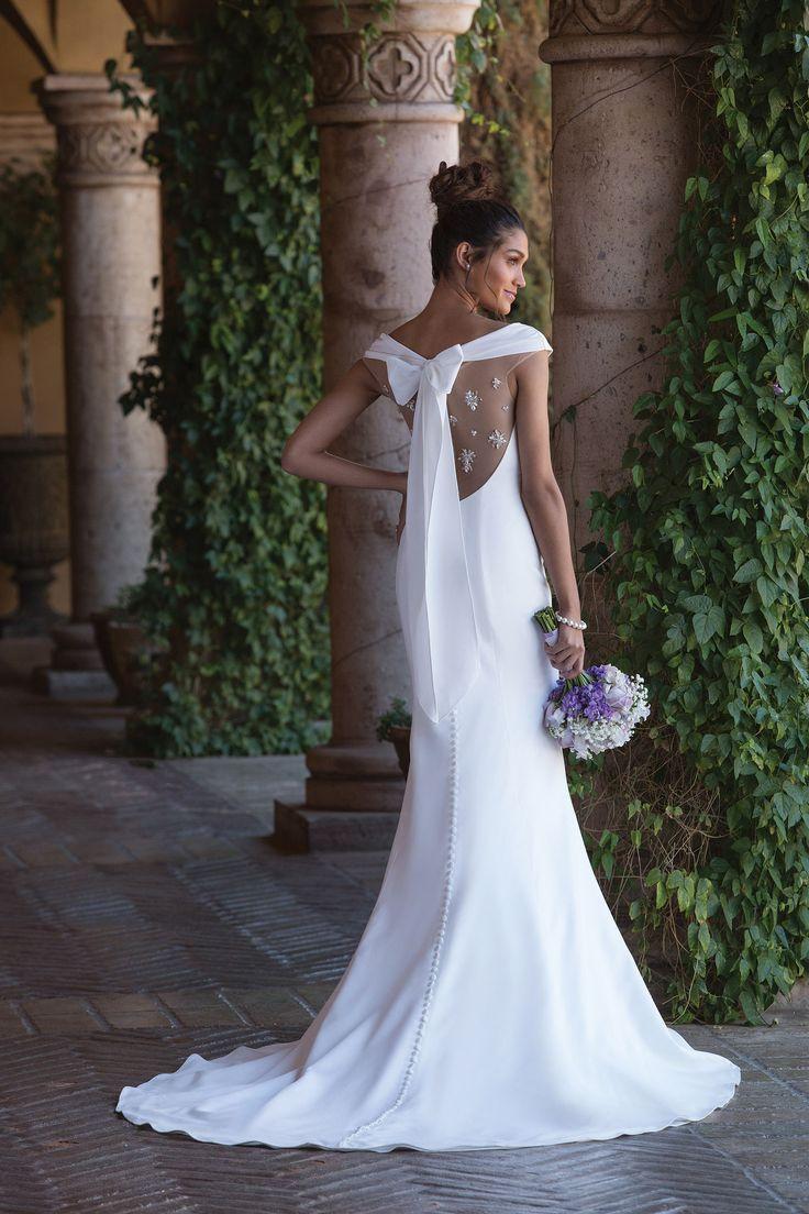 28 best Hochzeitskleider images on Pinterest | Short wedding gowns ...