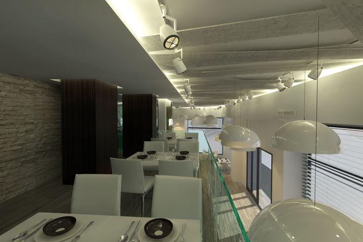 Belsőépítész látványterv / Architectural visualization