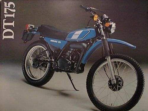 DT 175MX, 1977