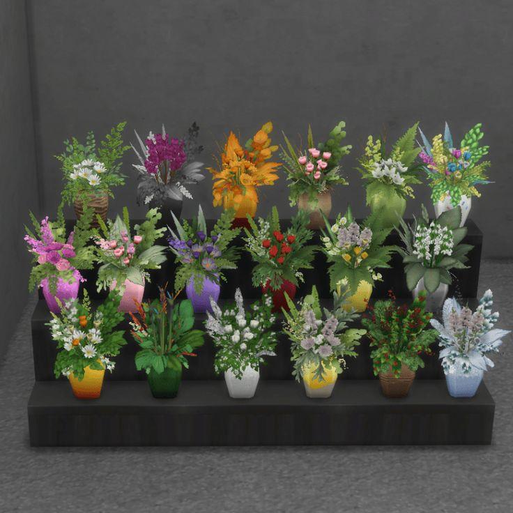 Flower arranging table vase retextures brazen lotus in