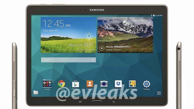 Leaked Samsung Galaxy Tab 10.5 looks like every other Samsung Galaxy Tab
