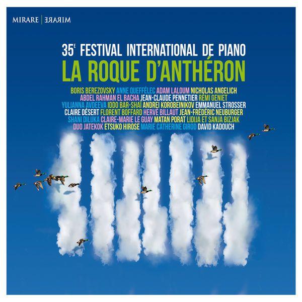 35ème Festival International de Piano de La Roque d'Anthéron par Anne Queffélec