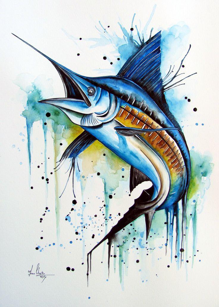 42 best blue marlin images on pinterest fishing blue marlin and pisces. Black Bedroom Furniture Sets. Home Design Ideas