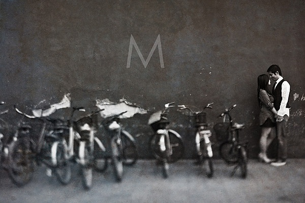 """""""There are nine million bicycles in Beijing.That's a fact, It's a thing we can't deny. Like the fact that I will love you till I die."""" - Nine Million Bicycles by KATIE MELUA"""