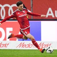 German Bundesliga Football - FC Ingolstadt 04 vs FC Augsburg