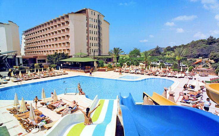 Rejs på ferie med All Inclusive på Hotel Beach Club Doganay i Tyrkiet. Se mere på http://www.apollorejser.dk/rejser/europa/tyrkiet/alanya/hoteller/beach-club-doganay