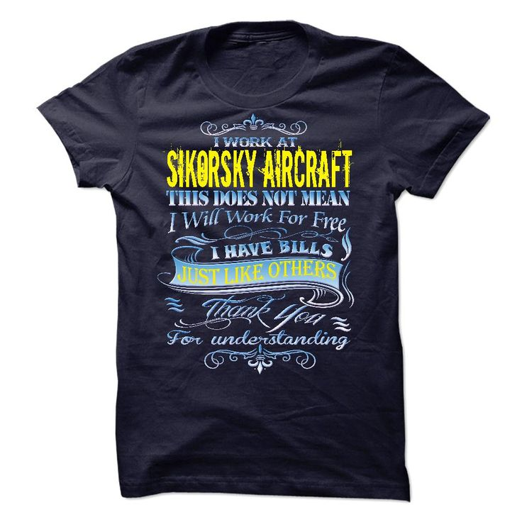 Sikorsky Aircraft - LifeStyle T Shirts, Hoodies. Check price ==► https://www.sunfrog.com/LifeStyle/Sikorsky-Aircraft--LifeStyle-43014993-Guys.html?41382 $24.99