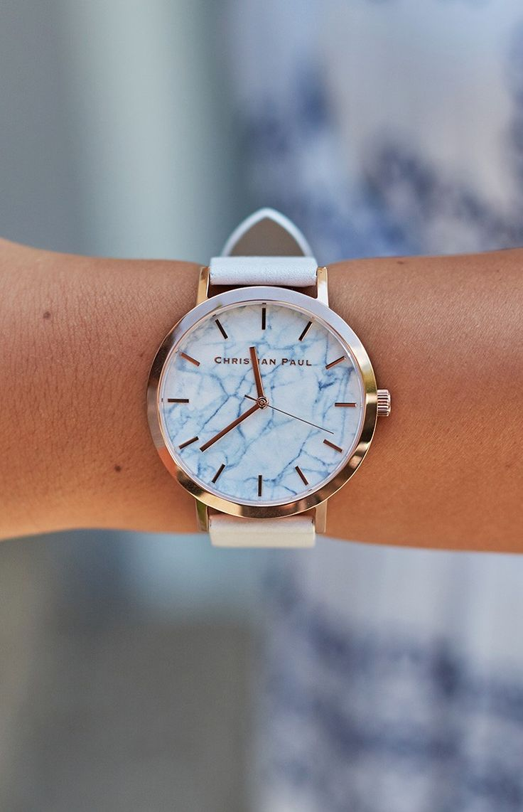 Whitehaven Marble Watch