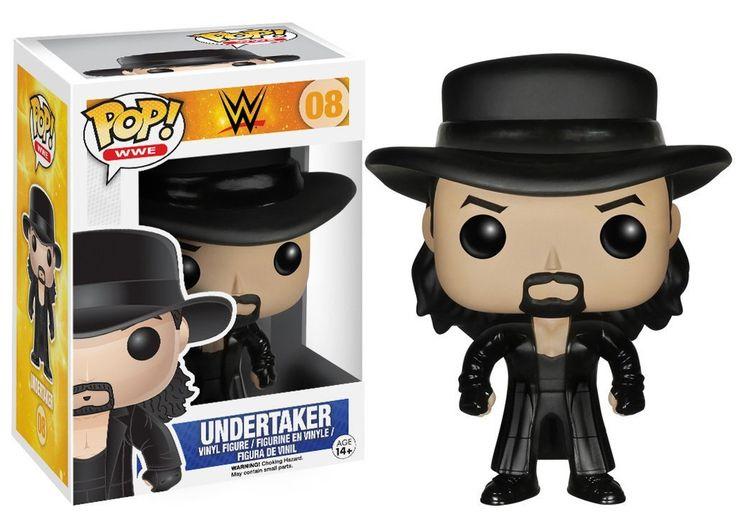 POP! WWE # 08: Undertaker