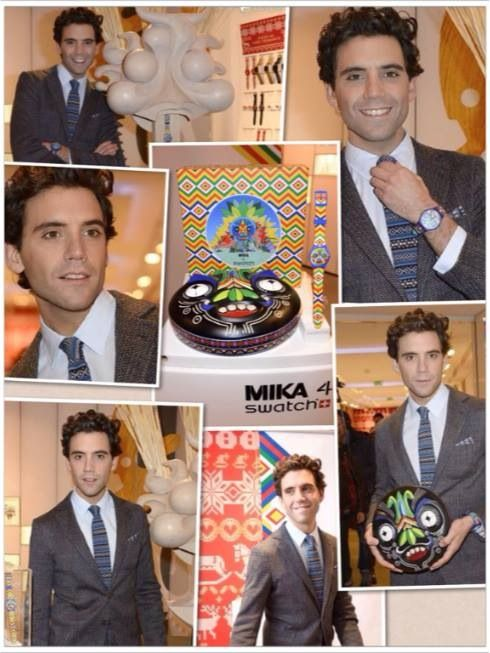 MIKA 4 SWATCH