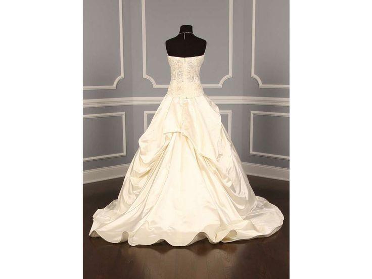 Monique lhuillier margarite corset top yvette skirt for Wedding dress with corset top