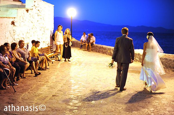 wedding photography, φωτογραφία γάμου στην Υδρα,