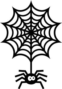 Silhouette Online Store - View Design #21629: spider web
