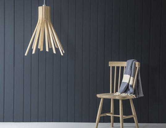 Flux Light by Tom Raffield