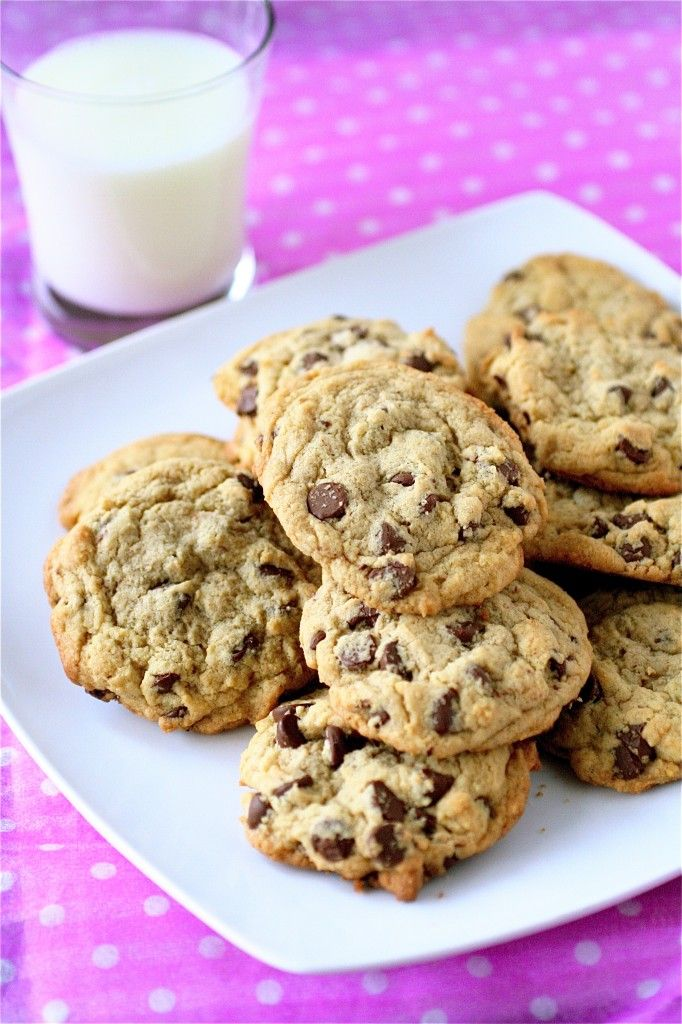 soft and chewy chocolate chip cookies | Build Me Up Buttercup - Cooki ...