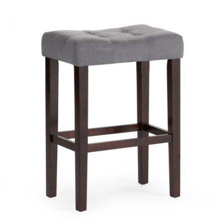 Palazzo 29 Inch Saddle Bar Stool - Walmart.com  sc 1 st  Pinterest & Best 25+ Bar stools walmart ideas on Pinterest | Metal mart Space ... islam-shia.org