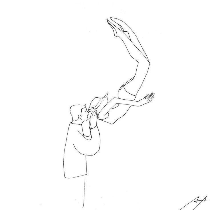#птичий_дневник #иллюстрация #illustration #art #sketch #linedrawing #topcreator
