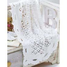 Christening Blanket Knitting Pattern : 59 best images about Christening, Baptism Blankets on Pinterest Baby knitti...