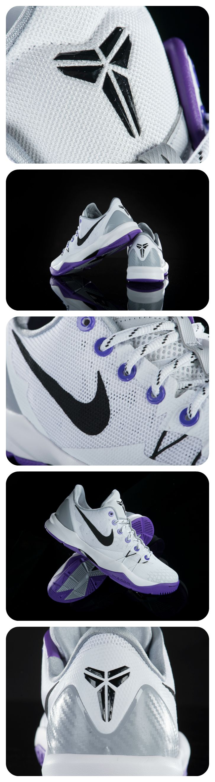Get the recently released Nike Kobe Venomenon now! #Basketball #Shoes
