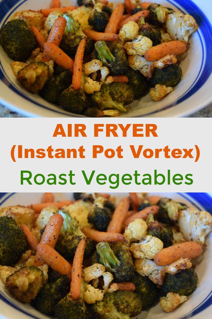 Instant Pot Vortex Air Fryer Recipes Healthy