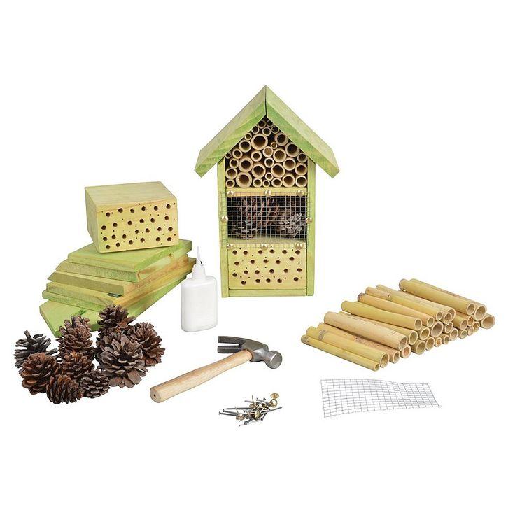 Esschert Design Doe Het Zelf Insectenhotel