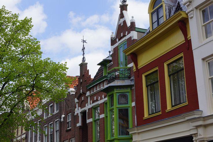 Geveltjes in Alkmaar