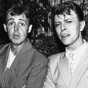 Paul McCartney offered some words on fellow music icon David Bowie this morning...