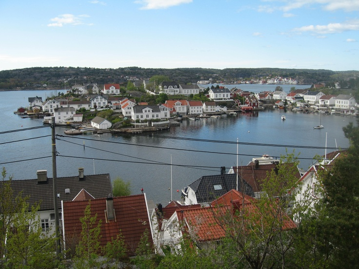 Lyngør, Southern Norway.