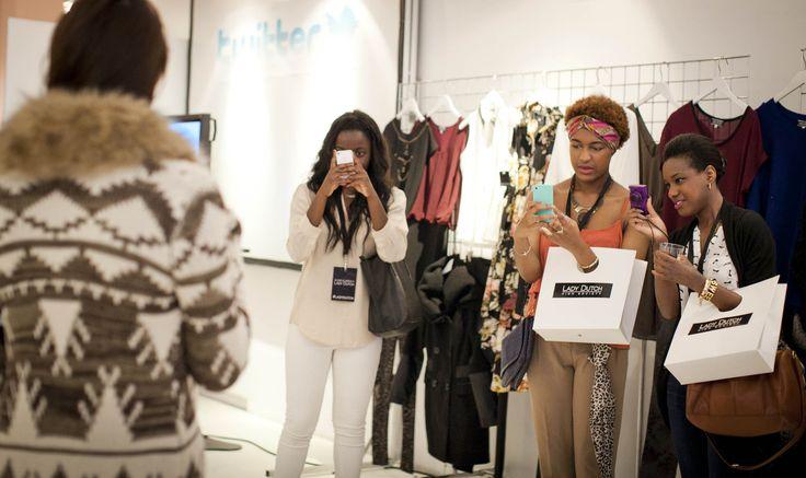 Lady Dutch stylist event 2013 Fall Campaign