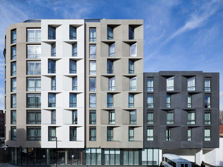 64 best hotel architecture images on pinterest cladding dexter